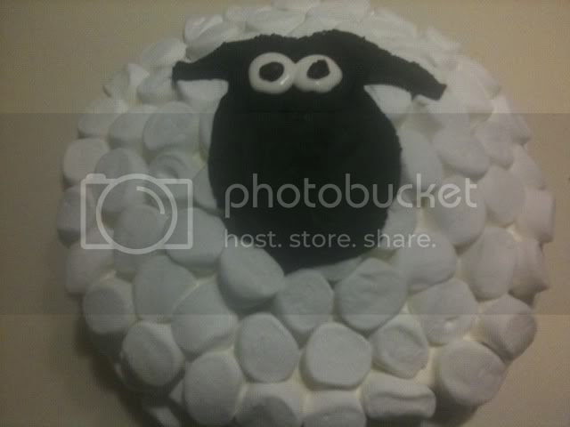 Sheep Cake