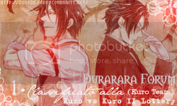  Kuro vs Kuro II; Lottery 